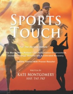 Sports Touch The Book